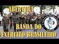 2º CONCURSO DE BANDAS DE SANTOS 2017 BANDA DO EXÉRCITO BRASILEIRO Abertura Do Concurso 4k