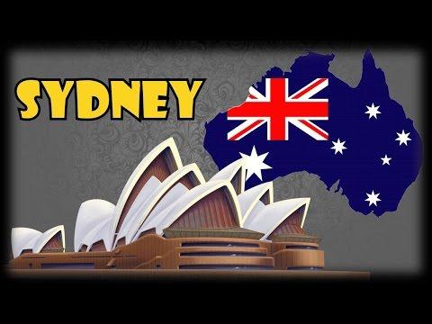 Sydney, Austrália- Morar, Trabalhar e Estudar