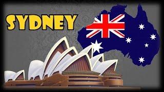 Morando na Austrália- Sydney