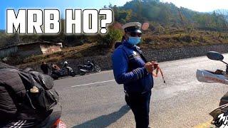 Why I love traffic Police || Tatopani Myagdi To Pokhara || MRB Vlogs