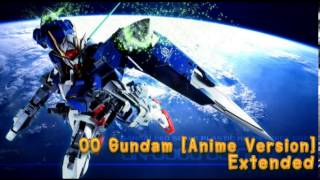 [Righter] OO Gundam's theme Extended