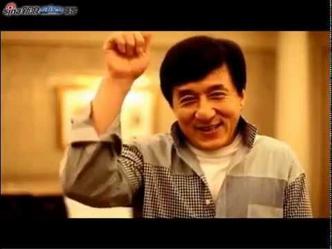 Jackie Chan supports Chang Shilei Video Message (translated)