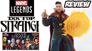 Review Doutor Estranho do filme - Marvel Legends 2016 - brinquedo boneco toys juguetes