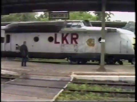 Krótkie wspomnienie po LKR z 1993 roku.
