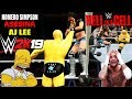 Homero Mata a AJ LEE  y Humilla a CM PUNK   WWE  HELL in a CELL 2015