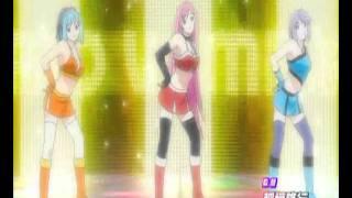 Аниме клип на музыку из рекламмы always.avi