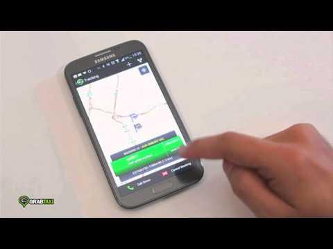 Digital Master - เรียกเเท็กซี่ทันใจกับ GRAB TAXI