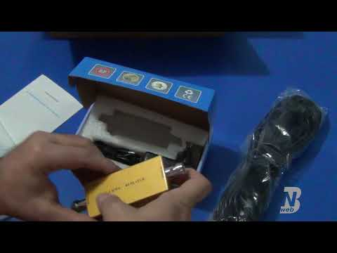 Unboxing Amplificatore per