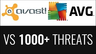 Avast vs AVG   Detection Ratio Test (2016)