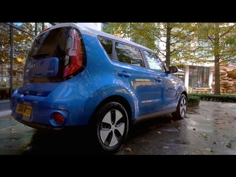 KIA Soul EV | Fully Charged