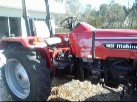 2003 Mahindra 4110 4x4 Used Tractor Doovi