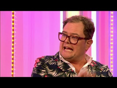 I Don't Like Mondays Alan Carr FULL interview 02/04/2018 the one show
