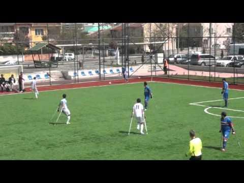 Genç AYBESK - izmir BŞB. S.K Ampute Futbol Müsabakası