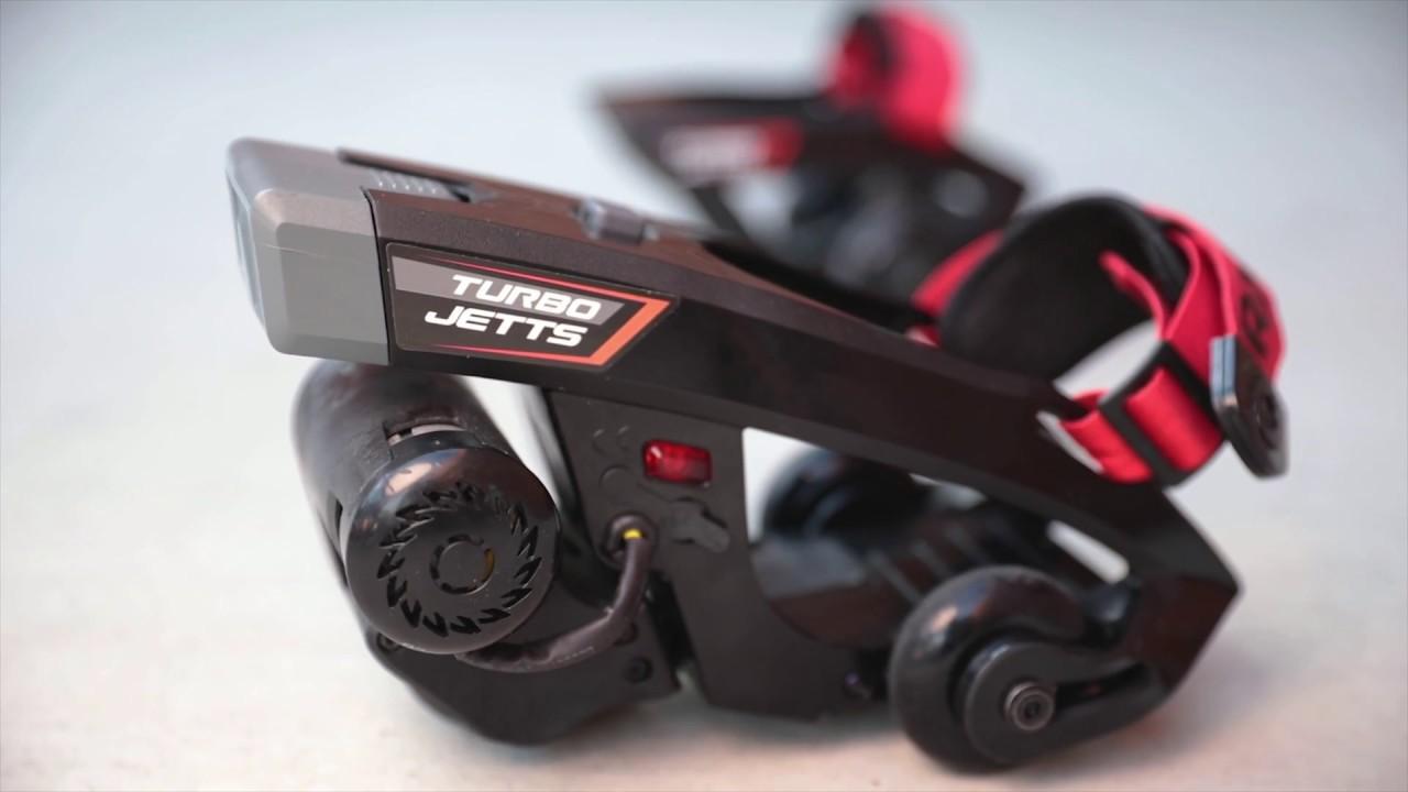 How to Ride Razor Turbo Jetts Electric