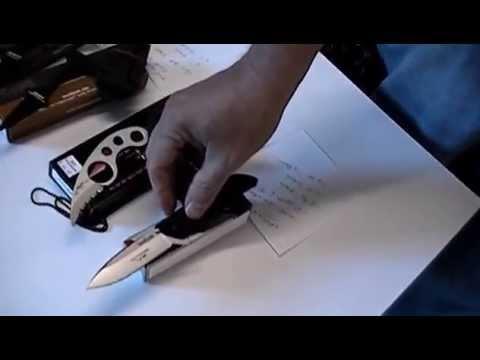 New Graham Knives Video