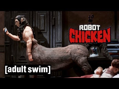 2 Tales from Narnia | Robot Chicken | Adult Swim