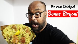 Chickpet Donne Biryani/ Gundu Pulao in Bangalore: The Real History