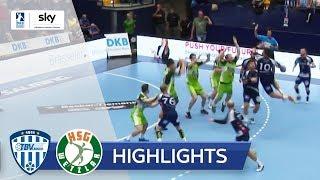 TBV Lemgo Lippe - HSG Wetzlar | Highlights - DKB Handball Bundesliga 2018/19