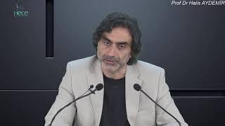 01.09.2019 Buhari,   2659 -  2665     Prof Dr Halis Aydemir Hece Derneği canlı-yayın