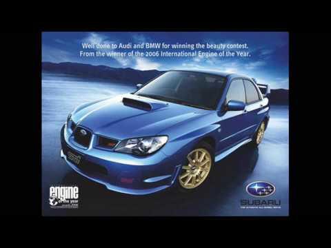 Cars Vs Cars Adversting Bmw Vs Audi Vs Subaru Vs