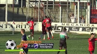 TdJ | Show de goles Liga Rafaelina de Fútbol