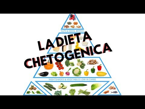 DIETA CHETOGENICA - TUTTA LA VERITA'