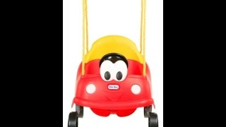 Review: Little Tikes Cozy Coupe First Swing