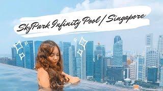Marina Bay Sands SkyPark Infinity Pool | Singapore