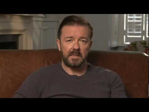 Ricky Gervais supports WSPA Red Collar campaign