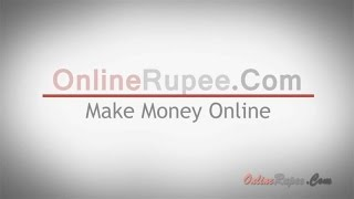 How to Make Money Online in india | Make Money Online Free(neobux) | onlinerupee - neobux