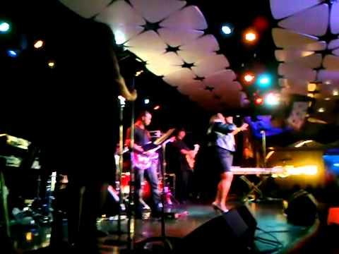 Keisha Renee Singing Killing Me Softly-Live at the Conga Room