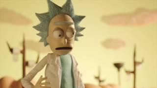 Рик и Морти 3 Сезон - Официальный Трейлер 3 Сезона (Rick and Morty 3 Season)