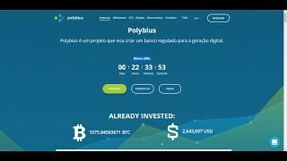 POLYBIUS BANK / Como comprar seus tokens