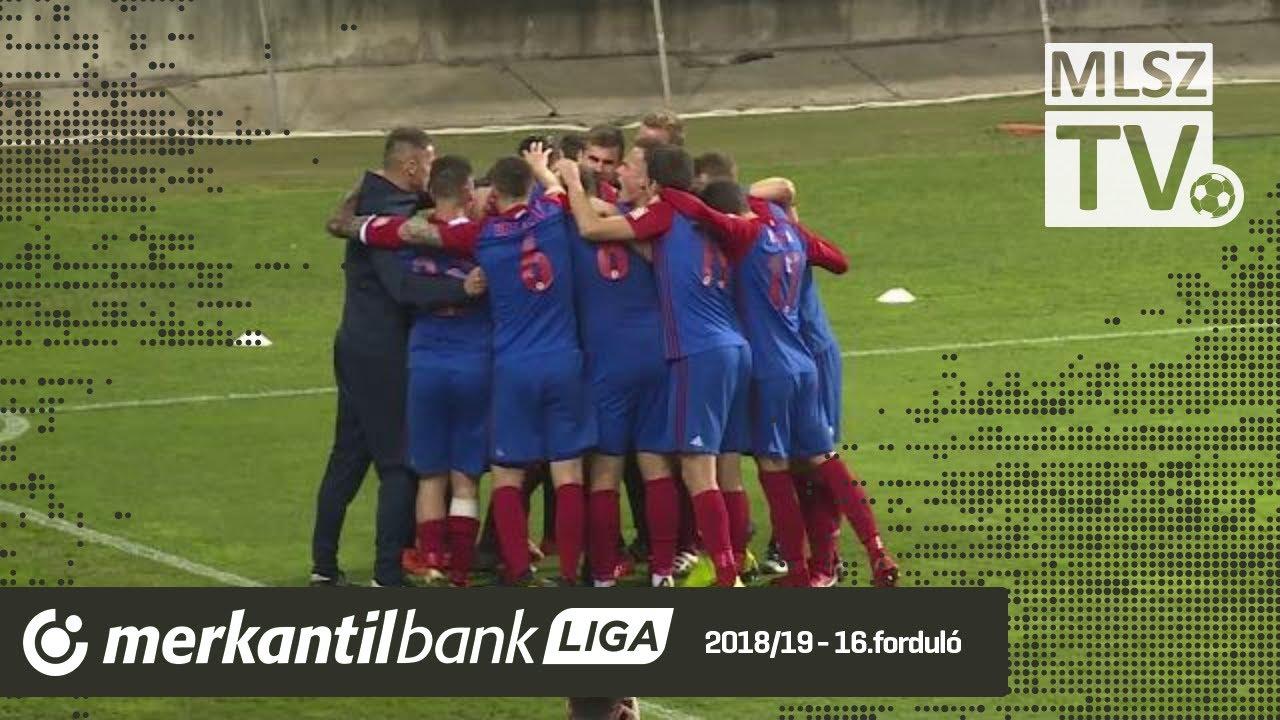 Vasas FC - Credobus Mosonmagyaróvár | 1-1 (1-1) | Merkantil Bank Liga NB II.| 16. forduló |
