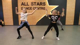 Diplo–Doctor Pepper.Choreography by Кристина Скибина.New Stars Workshop 08.2016