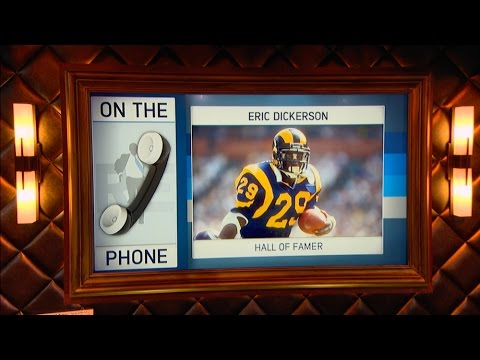 Pro Football Hall Of Famer Eric Dickerson Comments on Rams Firing Jeff Fisher & More - 12/13/16