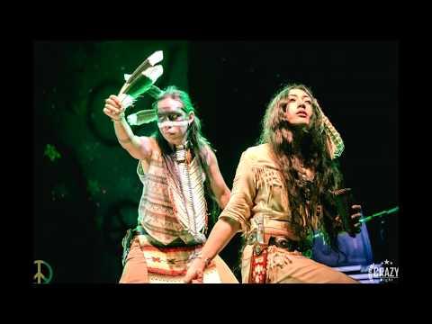 Native full power (Thai Indians Tribal)