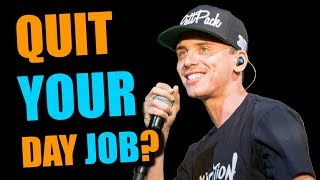 How Long Will YOU Be Rapping Before You Get Paid BIG BUCKS?