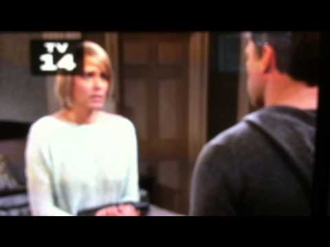 Days of Our Lives censorship NBC WPXI cut-in.  What was he Going to Say???