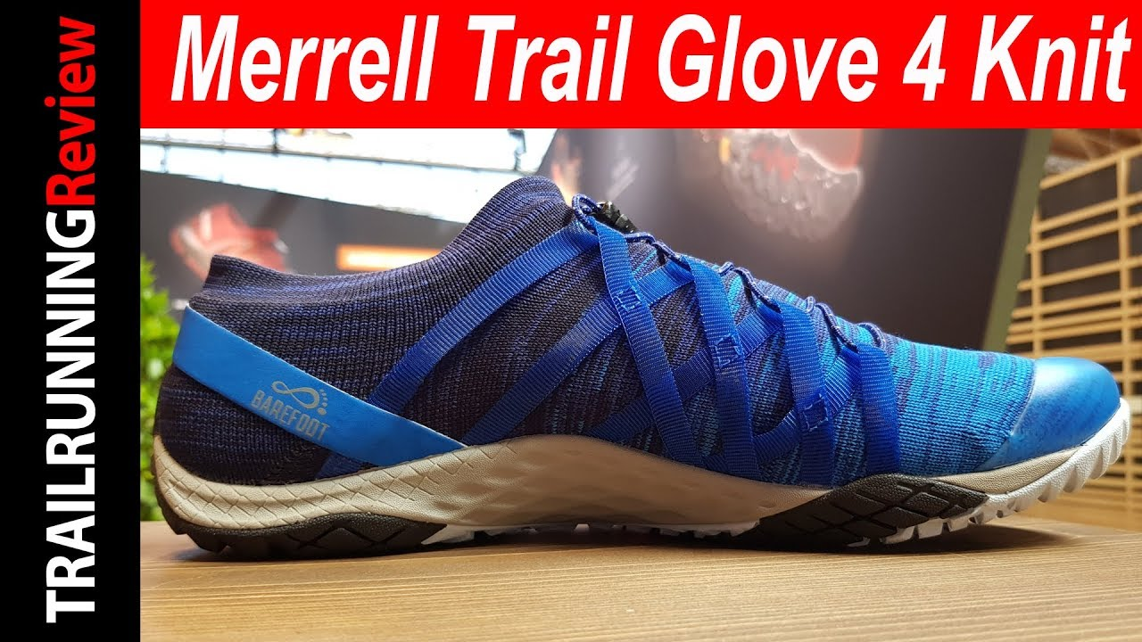 Merrell Trail Glove 4 Knit Preview - YouTube 8cd5cfdb2ec