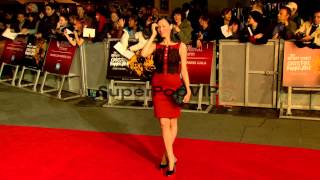 Lindsay Stoppard at 'Crossfire Hurricane' Premiere: 56th ...
