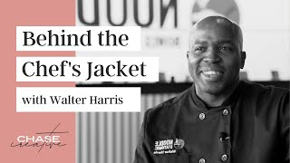 BEHIND: the Chef's Jacket with Walter Harris, Noodle Station