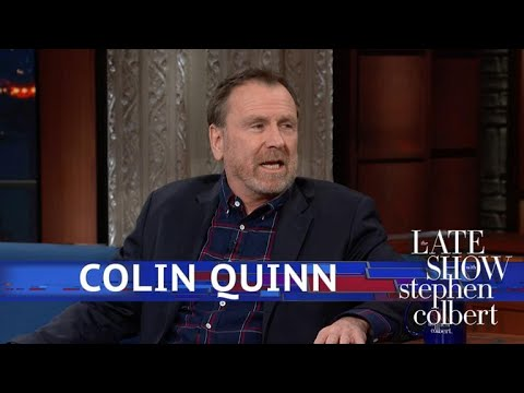 Colin Quinn: America Shouldve Stopped At 13 Colonies