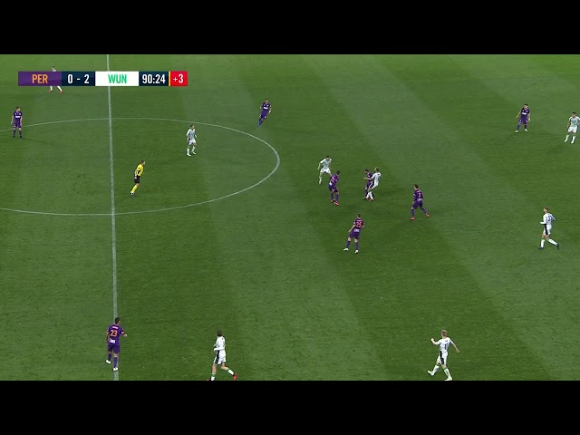 Hyundai A-League 2019/20: Perth Glory v Western United FC (Full Game) - 12/08/2020