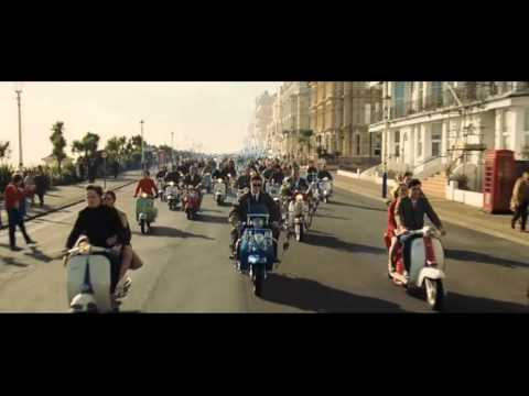 Brighton Rock Movie Clip - Mods & Scooters