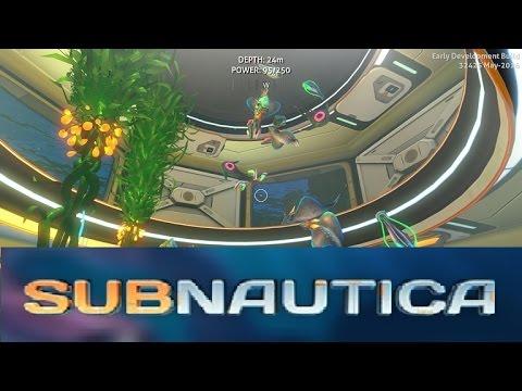 JDW Early Access: Subnautica Part 5 - Eels Underwater Demolitions