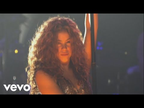 Shakira - Si Te Vas (Stereo)
