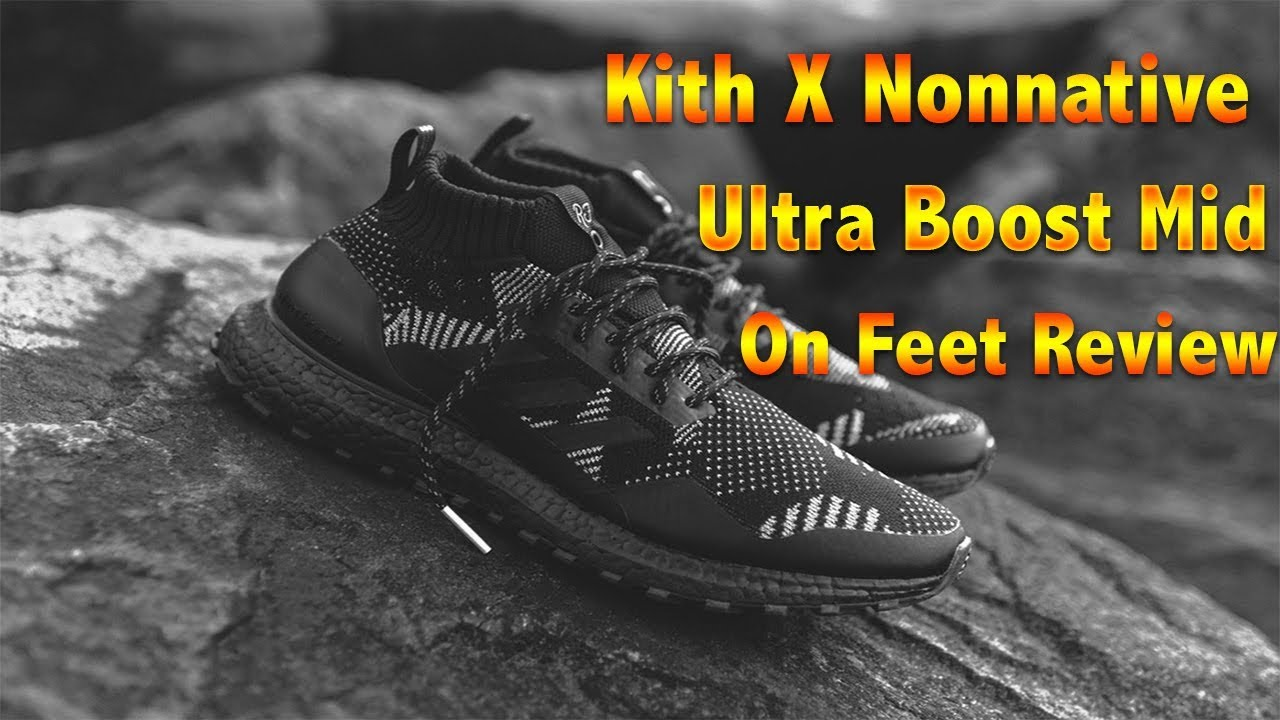 349b36284 Kith X Nonnative X Adidas Thoughts + On Feet - YouTube