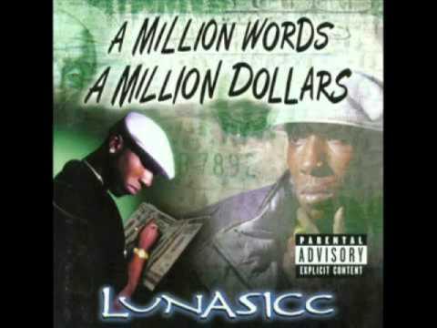 A Million Words A Million Dollars By Lunasicc