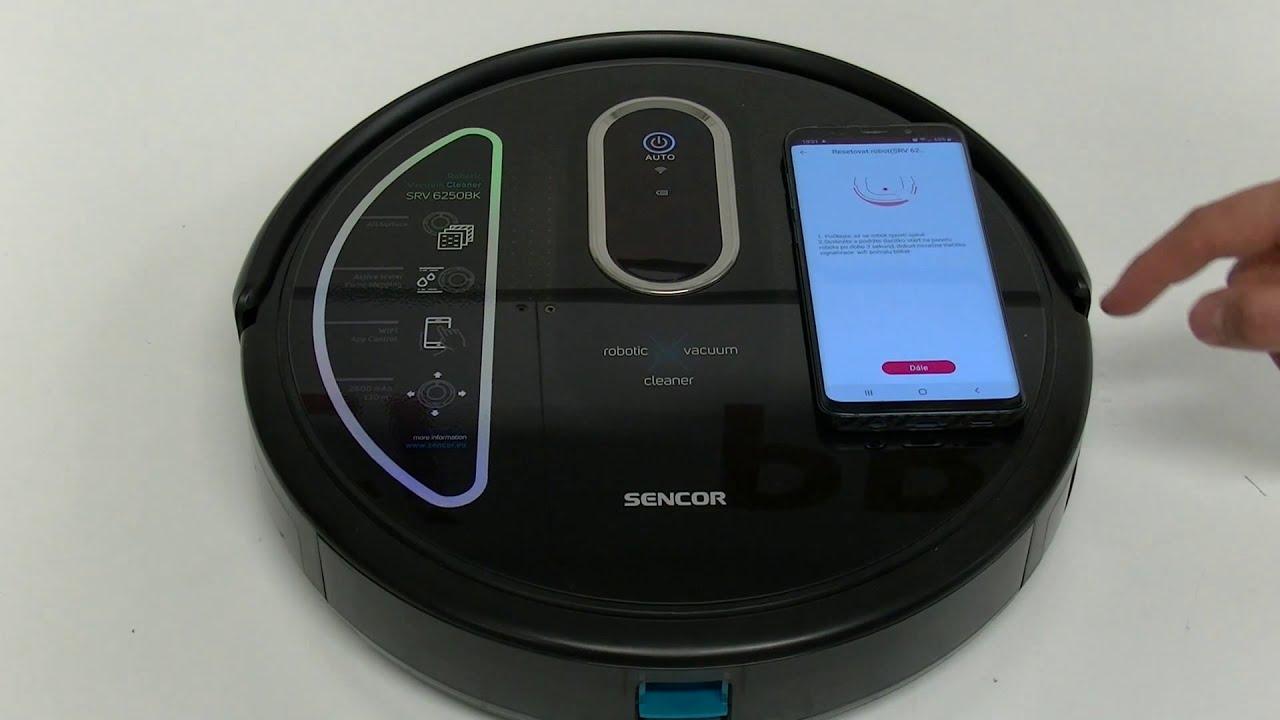 video Sencor SRV 6250BK
